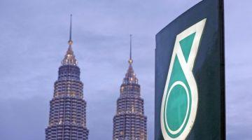 Petronas umum gas dalam penerokaan telaga di Baram