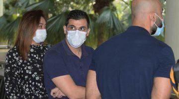 Dua beradik warga Syria didakwa sogok imigresen