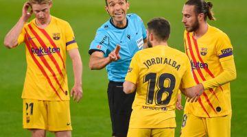 La Liga: Barcelona tundukkan Osasuna 2-0