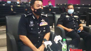 TEGAS: Hazani mengesahkan belum ada rekod rampasan pil Captagon yang popular digunakan teroris di Timur Tengah pernah ditemui di Sabah setakat ini.