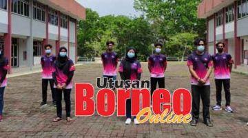 PROGRAM: Ahli Kelab Bola Tampar Universiti Putra Malaysia Kampus Bintulu (UPMKB) Putra Phoenix menjayakan Program Phoenix 'Back To Basic 2.0'.