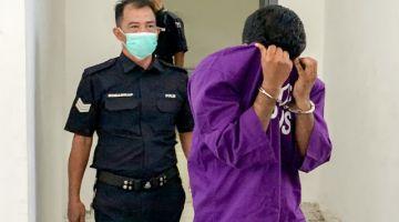 Tempoh reman terhadap seorang pegawai polis berpangkat inspektor yang sedang disiasat selepas didakwa merogol seorang tahanan wanita di Kota Bharu dilanjutkan selama tiga hari lagi hingga 14 Jun ini. -Gambar Bernama