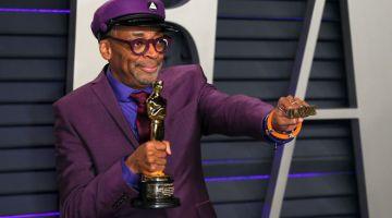 KETUA JURI: Spike Lee mengetuai barisan juri yang akan bertanggungjawab memilih pemenang Palme d'Or. — Gambar AFP