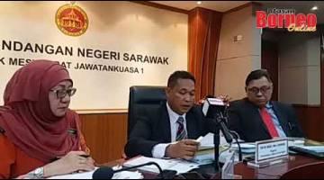 Embedded thumbnail for PAC Sarawak bincang Laporan Ketua Audit Negara