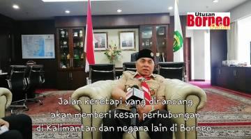 Embedded thumbnail for Wawancara eksklusif berhubung rancangan perpindahan ibu kota Indonesia.