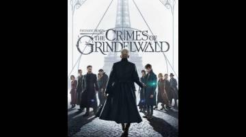 Poster filem Fantastic Beasts: The Crimes of Grindelwald