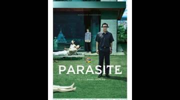Poster filem Parasite