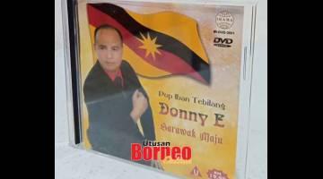BAHARU: Dapatkan album solo pertama Donny E dipasarkan selepas tamat tempoh PKP.