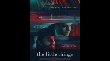 Poster filem 'The Little Things'.