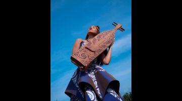 Usaha Alena Murang promosi muzik tradisional Sarawak, Sabah dipuji